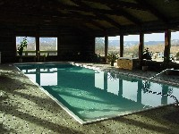 Oceanside Fiberglass Pool in Ark, VA