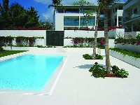 Oceanside Fiberglass Pool in Bohannon, VA
