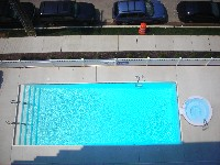 Oceanside Fiberglass Pool in Scotland, MD